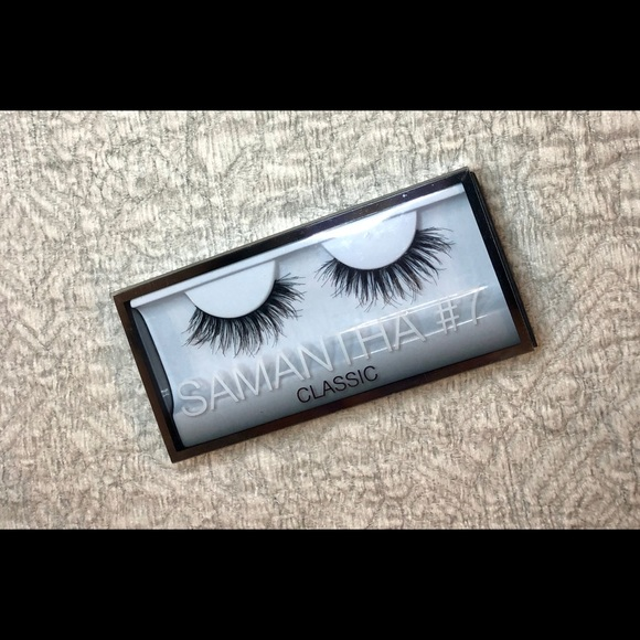 HUDA BEAUTY Other - BNIB Huda Beauty Samantha Lashes #7